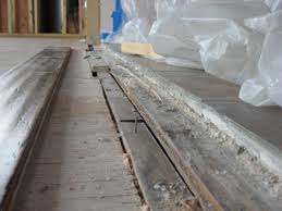 tile to wood transition uneven tile elevation doityourself com