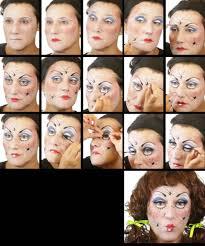 Halloween Makeup Sets by Halloween Makeup Set Cracked Doll Makeup Theatrical Make Up