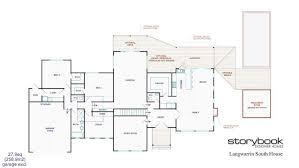 100 floor plan books mascord house plan 2451 the rylander