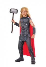 Thor Halloween Costume Toddlers Thor Thor Costumes U0026 Accessories