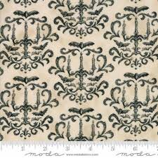 halloween fabric by the yard moda eerily elegant deb strain