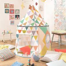 ideas white kids teepee tent awesome beige for in astonishing