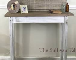 the sawyer rustic farmhouse entryway table sofa table