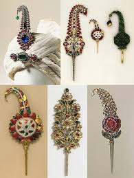 40 best turban ornaments images on indian jewelry