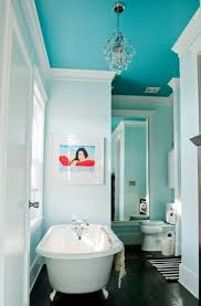 ceiling paint ideas what color to paint a bathroom glass options are stylish and