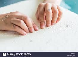 How Do Blind People Read Braille Child Reading Braille Stock Photos U0026 Child Reading Braille Stock