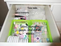 my nail polish nail art and nail supply storage raspberrykiss