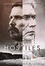 hostiles 2017 imdb