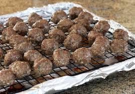 crock pot barbecued meatballs recipe