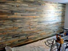 running beetle kill pine t g wall paneling next week get your
