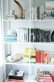 4 tips for an expertly styled bookshelf the accent