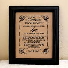 In Memory Of Wedding Program 21 Best Memorial Images On Pinterest In Loving Memory Wedding