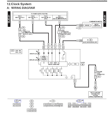 wrx wiring diagram diagram wiring diagrams for diy car repairs