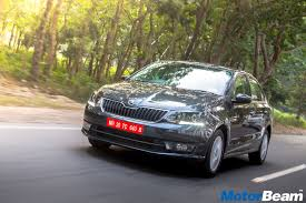 2017 skoda rapid video review motorbeam indian car bike news