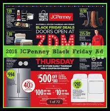 best jcpenny deals black friday 2016 black friday ads jcpenney ad scan leaks online spend less
