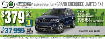 deals on jeep grand garden city jeep model deals incentives levittown mineola
