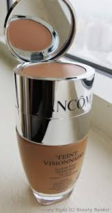 lancôme teint visionnaire foundation review u2022 beauty banker