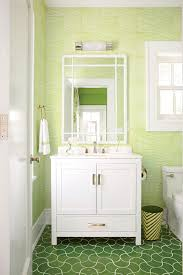 bathroom tile backsplash ideas seafoam green tile green bathroom