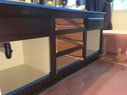 Staining Oak Cabinets Re Staining Builder Grade Oak Part One Pave The Way A Design