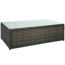black coffee table with storage patio coffee table with storage outdoor accent tables coffee black