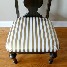 How To Reupholster Dining Room Chairs How To Reupholster Dining Chairs In Oilcloth Design Improvised