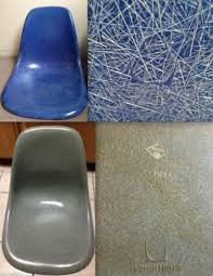 herman miller shell chair ebay