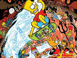 bart simpson wallpapers group 71