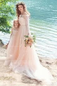 chiffon coast beach wedding dresses for destination weddings from