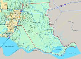 St Joseph River Map Directory Schools St Tammany Parish Board