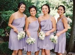 light bridesmaid dresses chic light purple bridesmaid dresses cherry