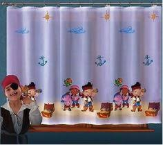 Jake And The Neverland Pirates Curtains Célia