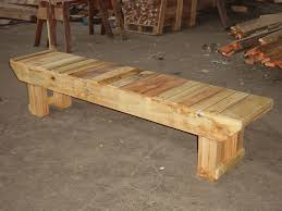 Simple Wood Bench Plans by Rustic Wooden Benches 128 Simple Furniture For Rustic Wood Benches