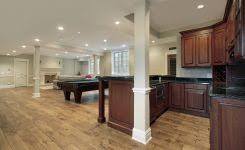 Diy Basement Flooring Ideas For Basement Stairs Diy Basement Remodel Diy Basement Stairs