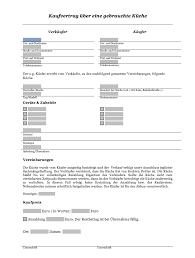 gratis kaufvertrag über gebrauchte einbauküche küche convictorius - Kaufvertrag Küche
