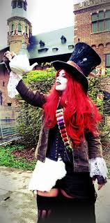 Womens Mad Hatter Halloween Costume 29 Female Mad Hatter Costume Images Mad Hatter