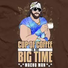 Macho Man Randy Savage Meme - macho man randy savage officially licensed t shirt savage face t