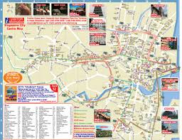map attractions map of singapore singapore city map with attractions listing