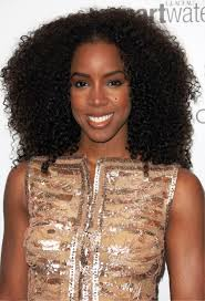 pictures of kelly rowland long curly black hairstyles