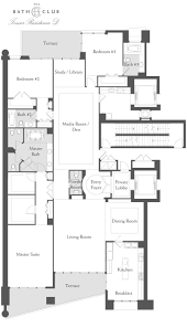 quantum on the bay floor plans bath club blackstone international realty