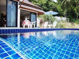 Cheap 4 Bedroom Houses 4 Bed Sea View House In Maenam Propertysamui Net