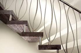 Modern Stair Handrails Perfect Modern Stair Railing U2013 Home Designing