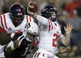 ole miss qb shea patterson returns to home state for manning