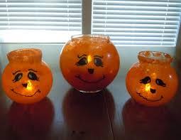 Halloween Decorations Pumpkins Halloween Crafts Pumpkin Lights