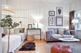 studio living room ideas 45 modern studio apartments design ideas for young couples
