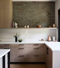 cuisine sur un pan de mur 1001 astuces et idées pour aménager une cuisine en l