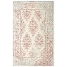 mohawk home berkshire paxton coral beige area rug u0026 reviews wayfair