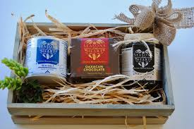 mexican gift basket oaxacan sler gift box sabor imports