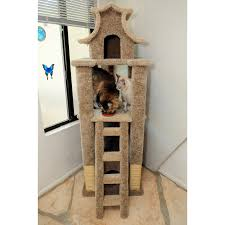 furniture pets furniture cat scratching house modern cat tree