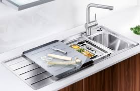 space saving sinks kitchen the sink u2013 the all rounder in the kitchen blanco