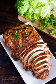 roasted turkey breast with garlic butter and herbs recipe
